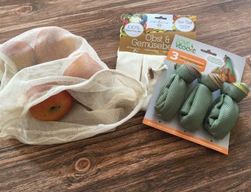Gemüsenetz als Alternative zum Plastikbeutel