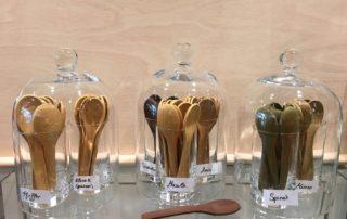 Kulero, Löffel, essbar, kein Plastik, no waste, schmackhaft, indien, Geschmacksrichtungen, Schokolade, Pfeffer, Spinat, Carl Tode, Göttingen