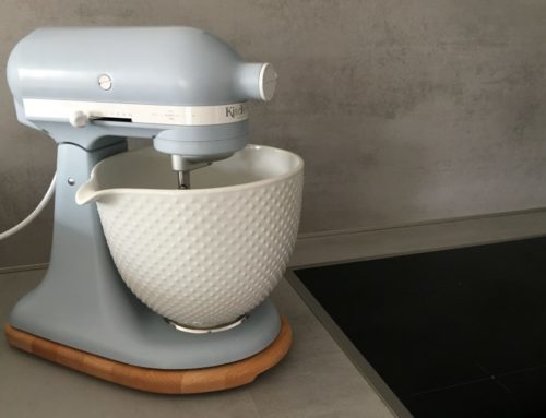 Gleitbrett für Ihre KitchenAid Küchenmaschine