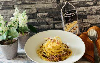 Bild für Spaghetti Cabonara