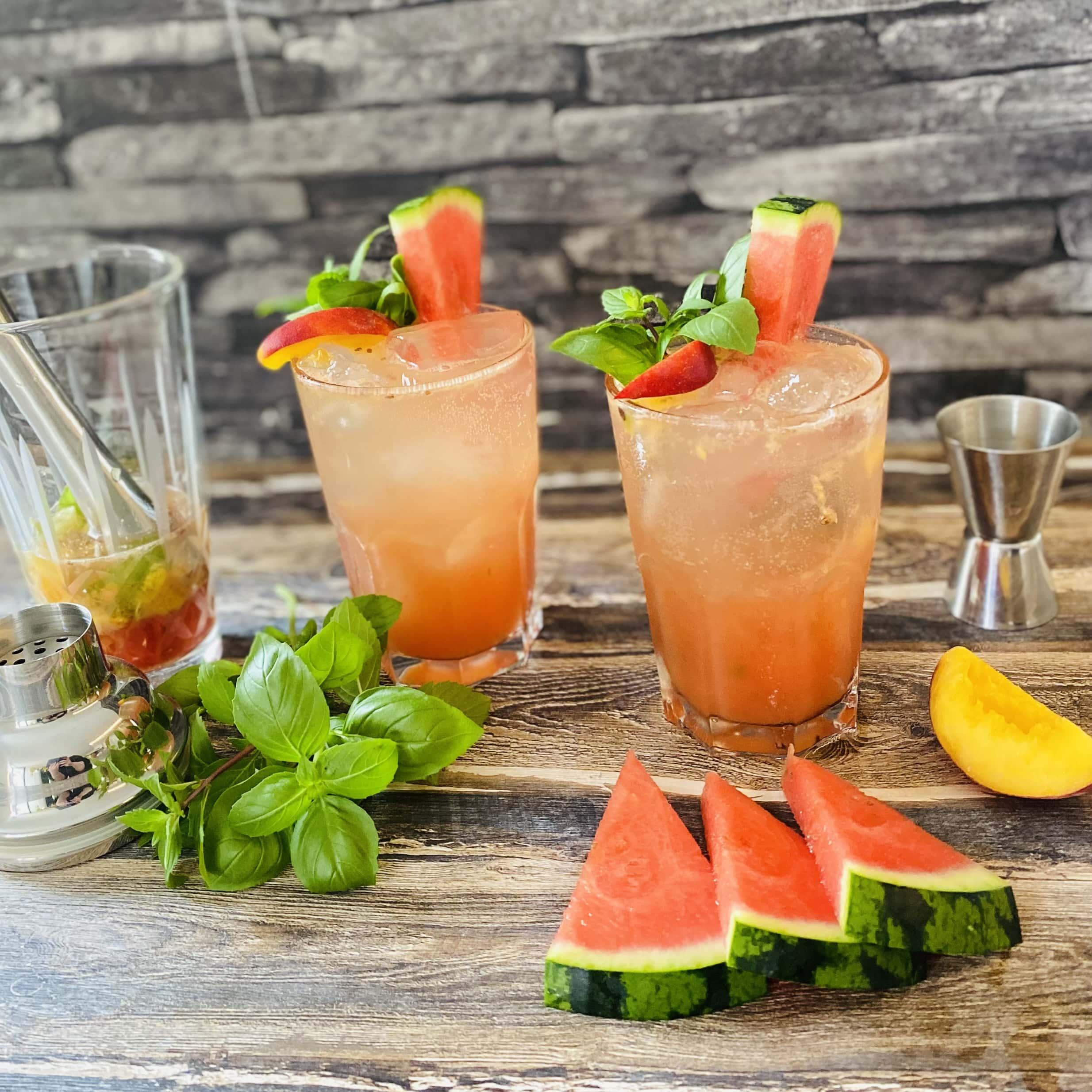 Wassermelonen Daiquiri
